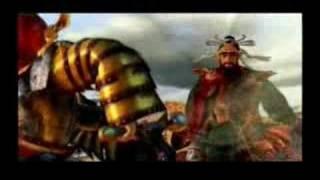 Kessen II: Guan Yu Versus Pang De