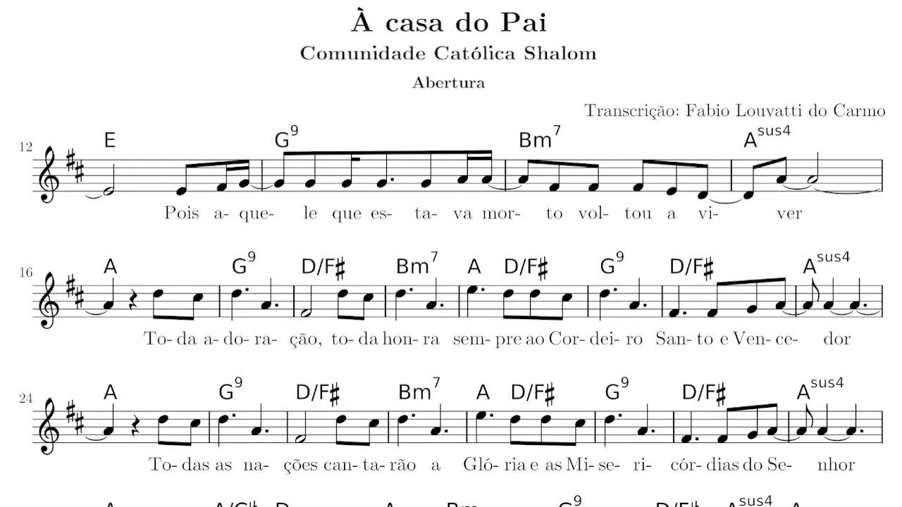 DEUS DE MUSICA SHALOM CORDEIRO BAIXAR COMUNIDADE