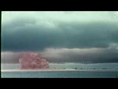 HD France Hydrogen bomb tests