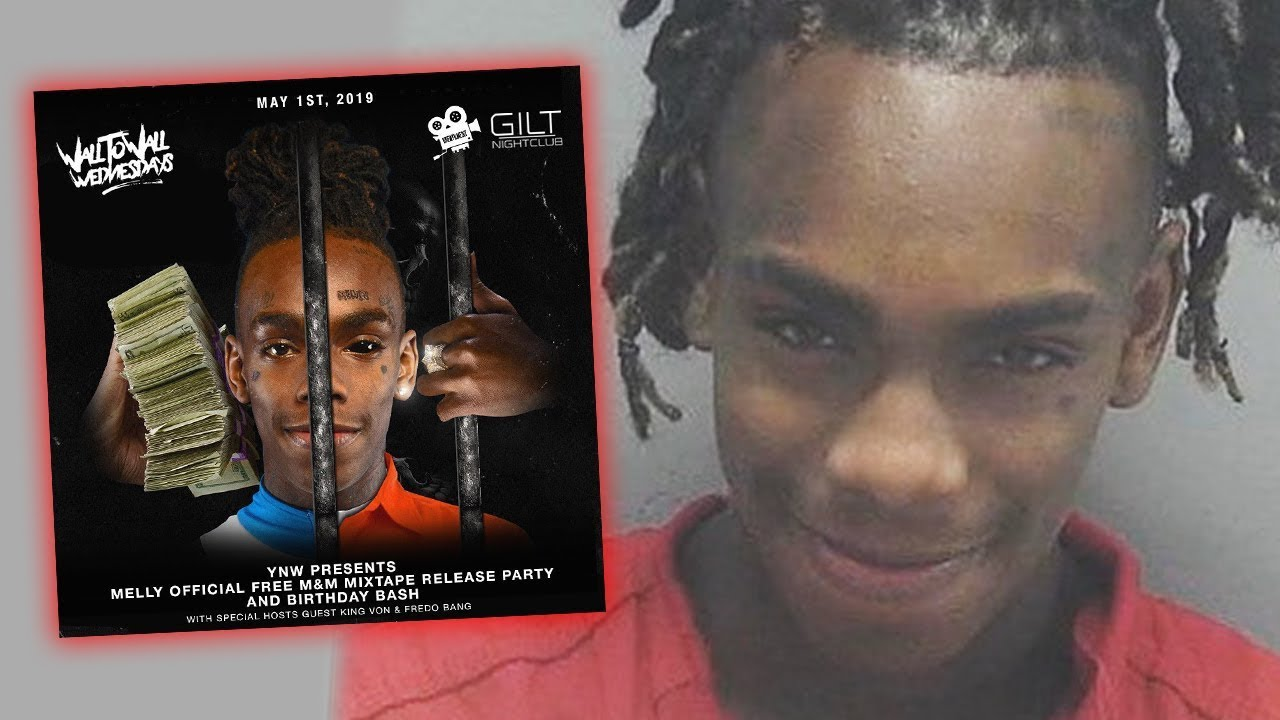 YNW Melly drops new album from jail