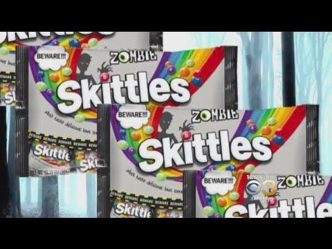 Craig Stevens - Zombie Skittles Dare You to Taste Rotten Zombie This Halloween