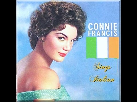 CONNIE FRANCIS Sings Italian Also