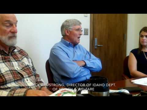 Idaho Health and Welfare director: the morality of leaving Idahoans without health care does not r