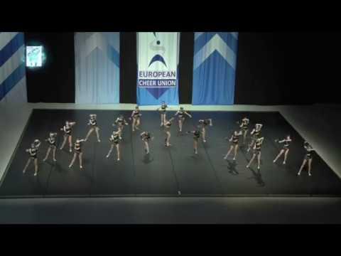 Junior Jazz Team Ukraine Dynamo - ECU Europeans 2018 - Helsinki