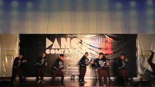 ACTS Dance Competition Year 7 | Street Buck