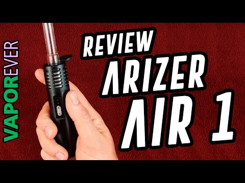 Review Arizer Air (Español)