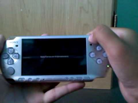 psp downgrade 6.60 to 5.00
