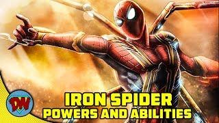 Iron Spider Suit - Avengers: Infinity War | Explained in Hindi