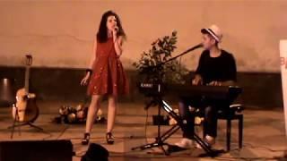 Alessia Zuccaro con Emanuele Bertelli - La Notte - Arisa