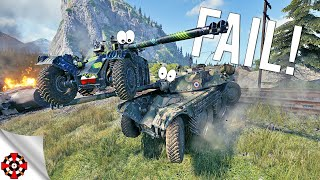 World of Tanks - Funny Moments | Epic Wins And Fails! #438 (WoT Highlights)