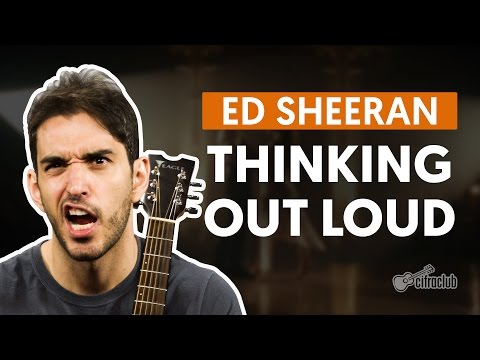 Thinking Out Loud - Ed Sheeran (aula de...