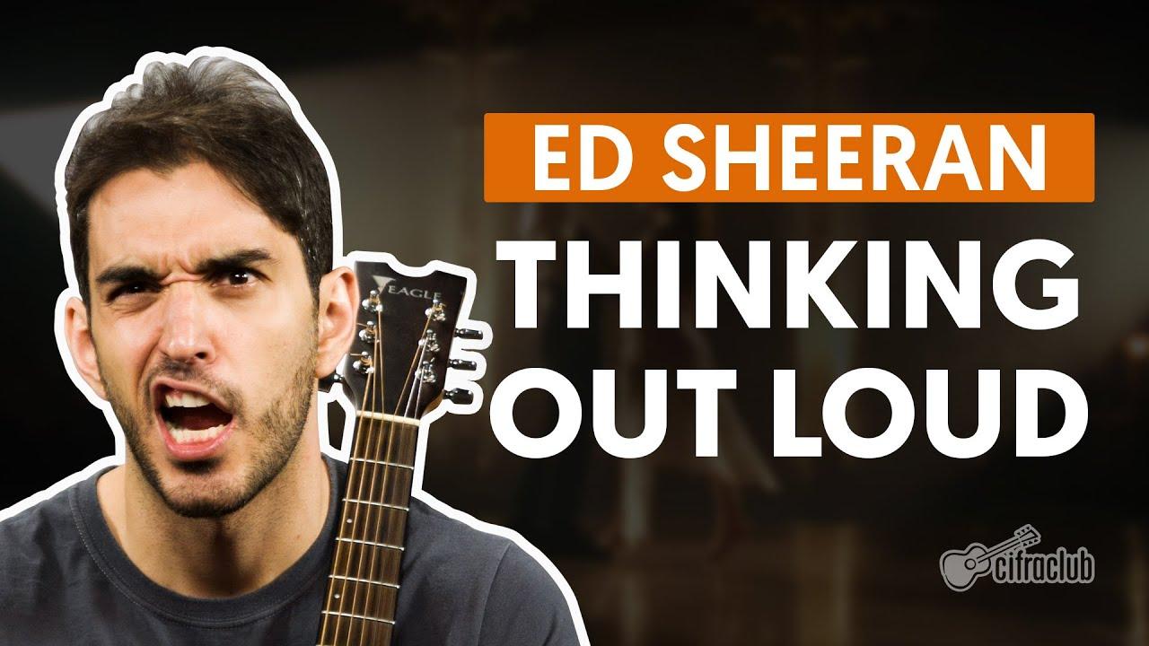 Thinking out loud ed sheeran aula de viol 227 o youtube
