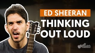 Thinking Out Loud - Ed Sheeran (aula de violão)