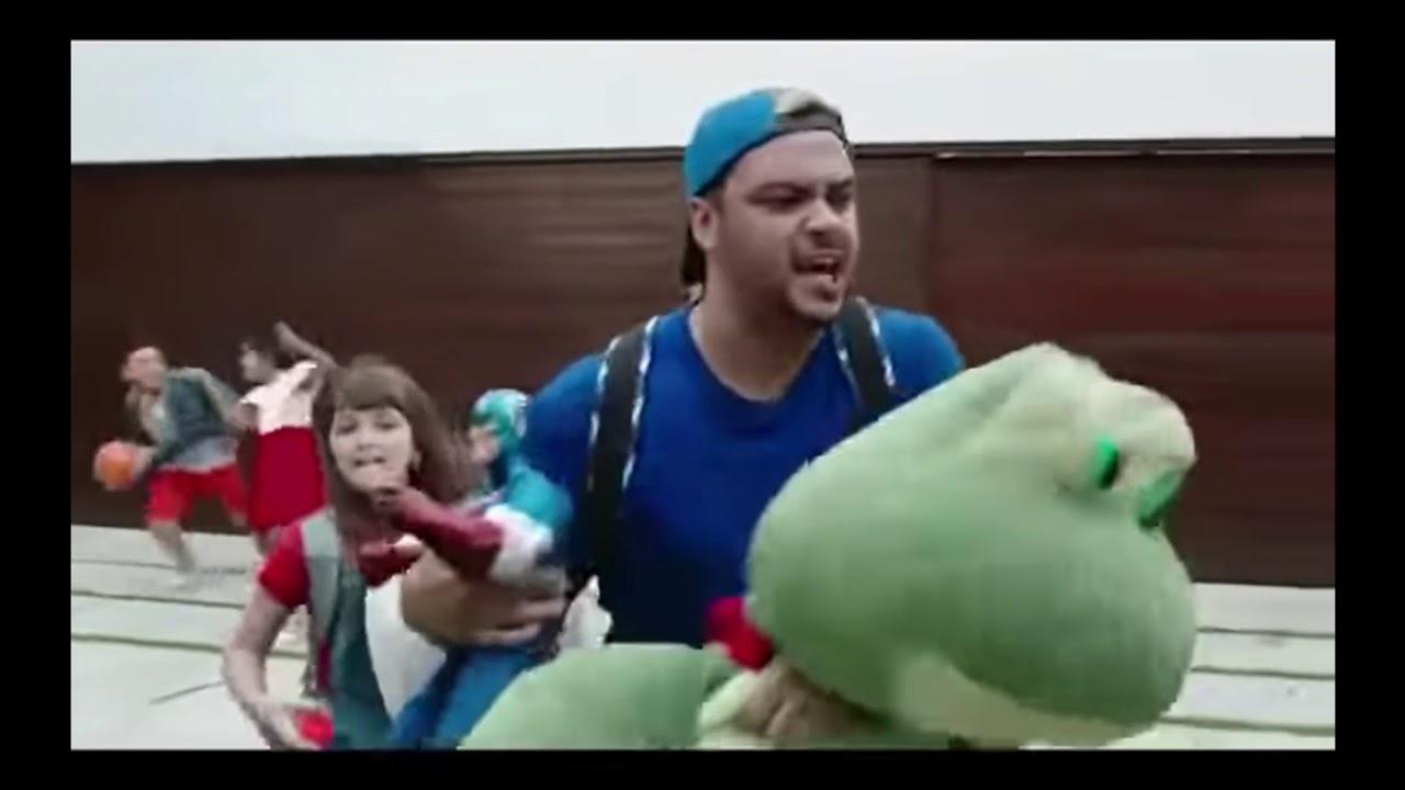 Luccas Neto filme completo  perdidos na noite de natal