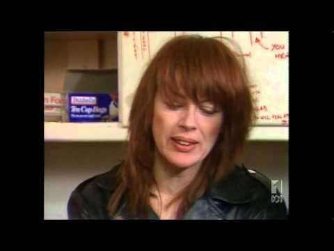 Divinyls interview Andrew Denton 1988