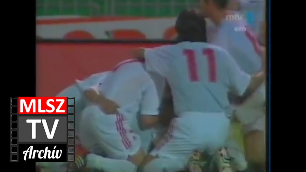 Magyarország-Lettország | 3-1 | 2003. 06. 07 | MLSZ TV Archív
