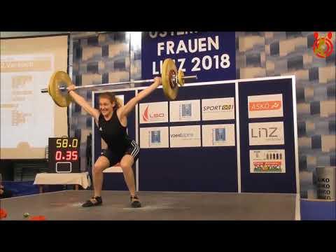 STEMS Allg. Klasse & ÖM U15 - U23 Frauen 2018 - 63 kg, 69 kg