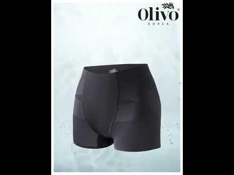 올리보 여성드로즈 보정속옷 하이웨이트 노라인 힙업 똥배 엉덩이 사각팬티 FGS1