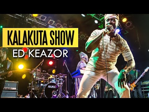 Ed Keazor  Kalakuta Show Felabration 2016