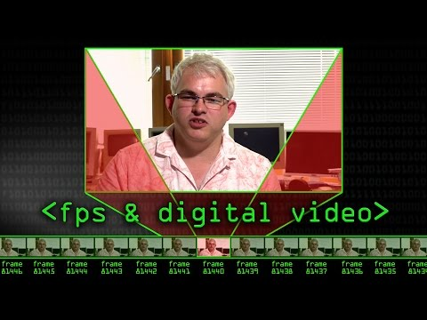 FPS & Digital Video - Computerphile
