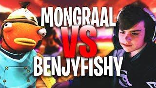 Secret Mongraal 1 VS 1 Benjyfishy #3 | Fortnite Creative 1v1 *PRO EU BUILD FIGHTS*