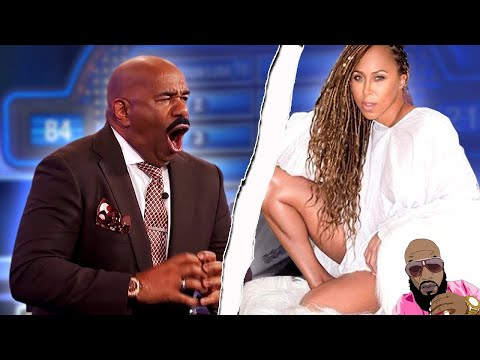 Steve Harvey Gets Cancelled By Wife Marjorie Harvey SHE STOPPED WEARING WEDDING RING!