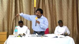 ACC Sem - What will happen at end time - Message By - Mr. Uma Shankar IAS - Part 3