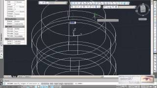 Autocad 3D drawing 10