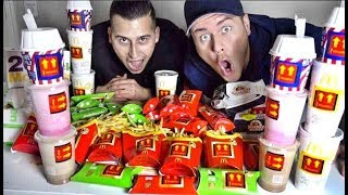 1000 McDonalds MONOPOLY Sticker ZIEHEN 🍔🍟🍦(EXPERIMENT)