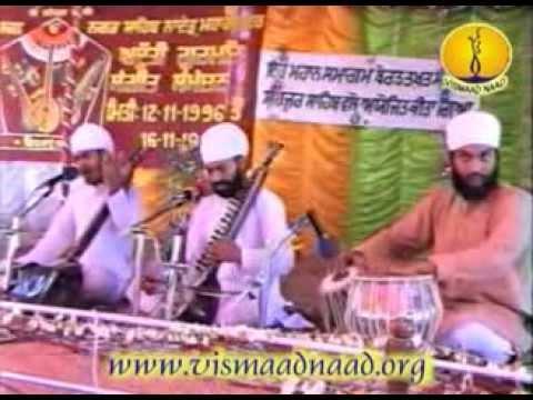 Raag Dhanasari_ Bhai Baljit Singh Delhi : Adutti Gurmat Sangeet Samellan 1996