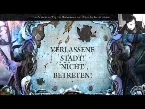 Lets Play Mystery Trackers:Die Phantome von Raincliff Folge 1 [German] [Blind]