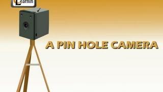 Simple Pin Hole Camera - Activity - Science