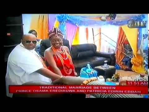 Exclusive African Royal Wedding 2014 -Part 2