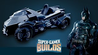 Arkham Knight Batmobile - Super Gamer Builds