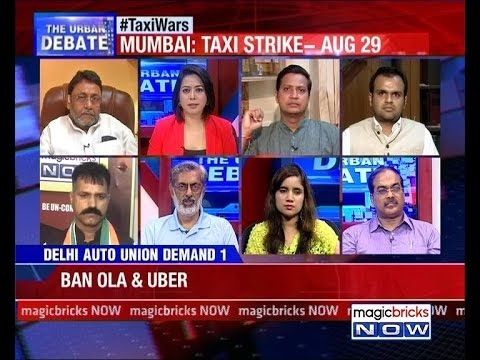 Uber-Ola vs. local Auto-Taxi – The Urban Debate