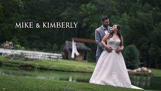 Mike & Kimberly Wedding Highlight [4K]