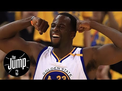 Draymond Green too confident in Warriors to repeat as NBA champions? | The Jump | ESPN