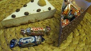 Basteln Mit Papier: Tortenstück Aus Papier Basteln - Bastelideen Mit Papier