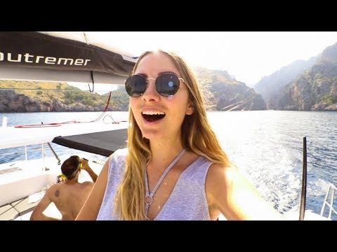 Anchoring at the Island of Dragons! (Sailing La Vagabonde) Ep. 94