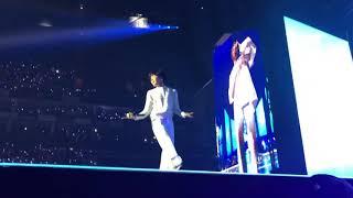 BTS Love Yourself World Tour, London 181009: Run