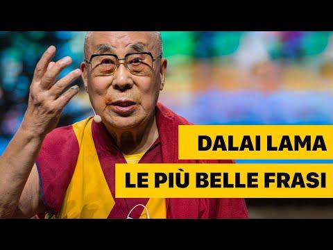 Rarissimo Dalai Lama Le Frasi Del 2008 Youtube