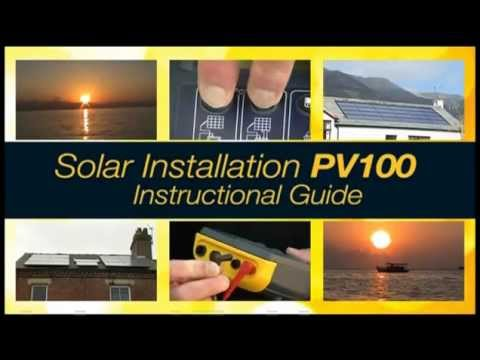 How To Test a PV Installation - Italian