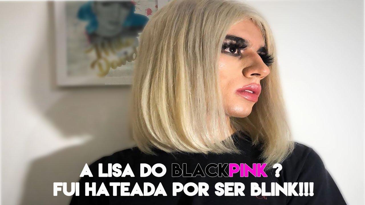 VIREI MEME LISA BLACKPINK