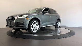 2019 Audi Q5 Lake forest, Highland Park, Chicago, Morton Grove, Northbrook, IL AP8718