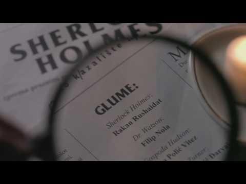 Sherlock Holmes @ #zekaem [Trailer] ZKM