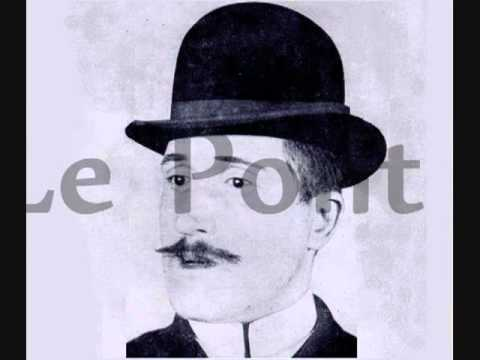 Guillaume Apollinaire - Le Pont Mirabeau - French poet