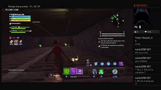 Giving away (moderate) weapons in FORTNITE SAVE WORLD 5 with OscarHR12