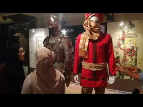 Kelantan Museum Tour Guiding