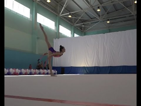Межрегиональный турнир по художественной гимнастике прошел в Старом Осколе