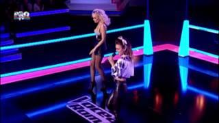 Florentina & Maria-Man down (Rihanna Taraf version)-Vocea Romaniei 2014-Confruntari 1-Editia 8 thumbnail